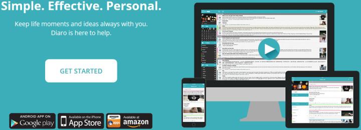 Diaro Journal App