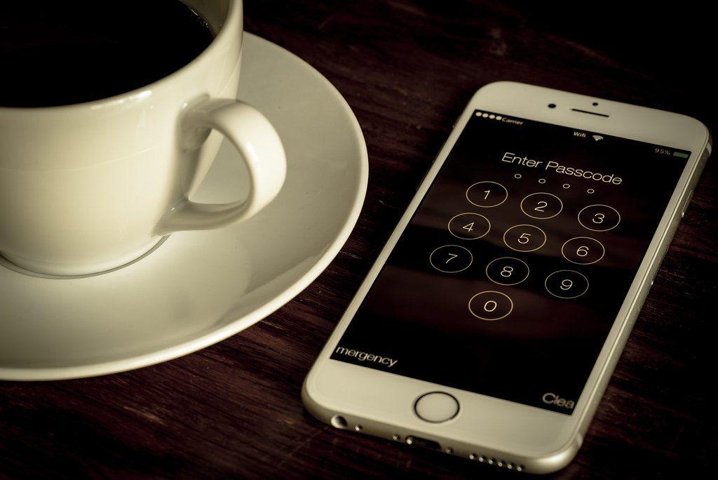 Phone Passcode